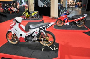 Honda Dash 125 Launch, IPC Mutiara Damansara, Boon Siew Honda, Malaysia