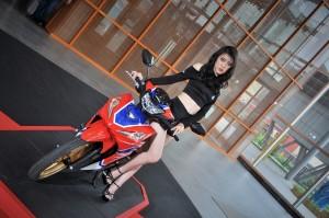 Honda Dash 125, Malaysia, Boon Siew Honda Launch, IPC Mutiara Damansara