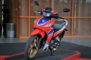 Honda Dash 125, Malaysia, Boon Siew Honda 2018
