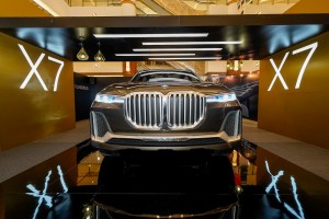 The BMW Concept X7 iPerformance (2) - Bangsar Shopping Centre, BMW X Range Roadshow 2018