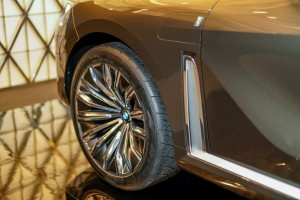 The BMW Concept X7 iPerformance (14) - Wheel, BMW X Range Roadshow, Bangsar Shopping Centre, Malaysia 2018