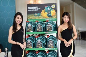 Castrol Magnatec With Dualock Technology Range, Malaysia Launch 2018