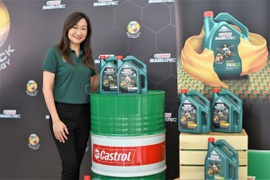 Castrol Magnatec with Dualock Technology, Keow Mei-Shan, Malaysia Launch 2018