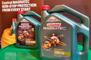 Castrol Magnatec With Dualock Technology Engine Oil, Malaysia