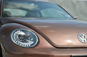 Volkswagen Beetle 1.2L Front Close Up, Malaysia