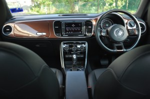 Volkswagen Beetle 1.2L Dashboard, Malaysia