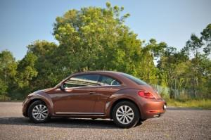 VW Beetle 1.2 Sport, Malaysia