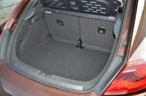 Volkswagen Beetle Boot Space, Malaysia