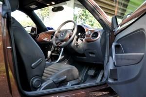 Volkswagen Beetle Cockpit, Malaysia