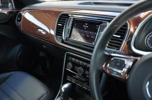 VW Beetle 1.2 Dashboard, Touchscreen, Malaysia