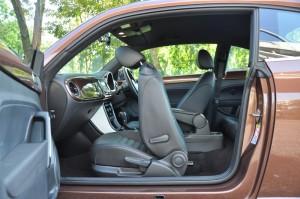 Volkswagen Beetle, Door Opened, Malaysia