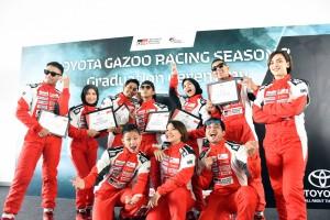 Toyota Vios Challenge Racing School, Toyota Gazoo Racing, Malaysia Celebrities