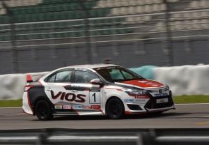 Toyota Gazoo Racing, Vios Challenge Racing School, Sepang Malaysia, 2018
