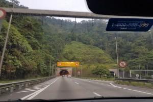 Proton 1 Tank Adventure, Menora Tunnel, Malaysia