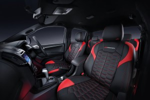 Isuzu D-Max X-Series, Leather Seat, Malaysia