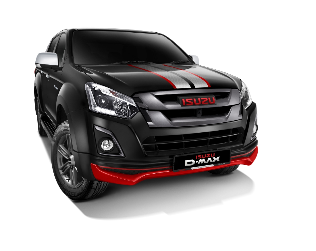 Isuzu Malaysia Launches Limited Edition D Max X Series