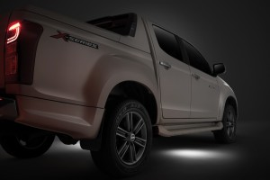 Isuzu D-Max X-Series Limited Edition, Welcome Light, Malaysia