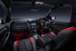 Isuzu D-Max X-Series Limited Edition Interior Full Cabin, Malaysia