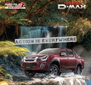 Isuzu D-Max Dura-Miles Challenge 2018, Malaysia