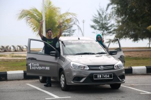 03 PROTON 1-Tank Adventure_East Coast_Pantai Penarik_Malaysia