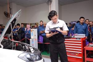 Perodua National Technical Skill Contest, Malaysia 2018