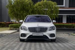 MercedesBenz_S450L_01 - Malaysia 2018