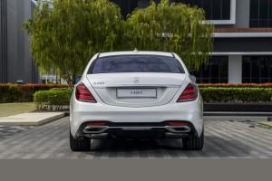MercedesBenz_S450L_03 - Malaysia 2018