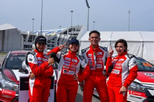 Toyota Gazoo Racing Festival, Vios Challenge Promotional Class 2018, Malaysia