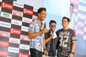 Toyota Gazoo Racing Festival, Stadium Sultan Mizan Zainal Abidin Kuala Terengganu, 2018