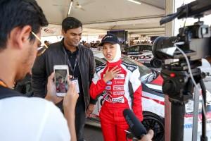 Toyota Gazoo Racing Festival, Vios Challenge, Janna Nick, Kuala Terengganu 2018