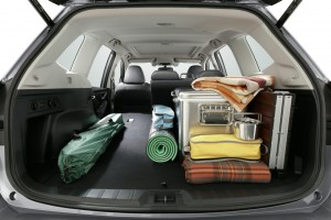 Subaru Forester Boot Space