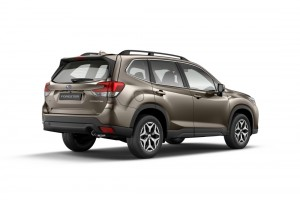 Subaru Forester 2.0 i-L Sepia Bronze Metallic - back