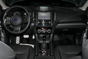 Subaru Forester Dashboard, Taiwan 2018