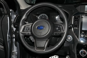 Subaru Forester Steering Wheel, Taiwan 2018