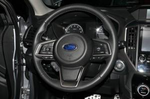 Subaru Forester Steering Wheel, Taiwan 2018