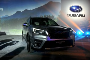 Subaru Forester 2.0i-S, Taiwan Launch 2018