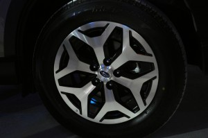 Subaru Forester 2.0i-L Wheel, Taiwan