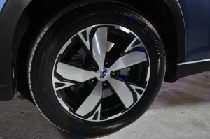 Subaru Forester 2.0i-S Wheel, Taiwan