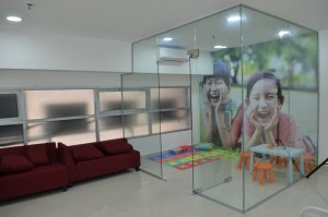 Proton 4S Centre Children Play Area, Vantage Speed, Klang, Malaysia