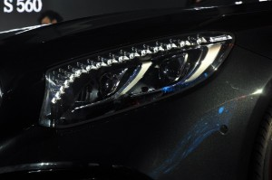 Mercedes-Benz S560 Cabriolet Headlamp, Malaysia 2018