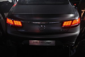 Mercedes-AMG S63 Coupe, Tail Lamps, Malaysia 2018