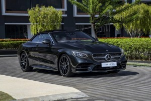 MercedesBenz_S560_Cabriolet_02 - Top On, Malaysia 2018
