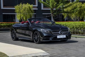 MercedesBenz_S560_Cabriolet_03 - Roof Down, Malaysia 2018
