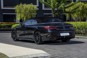 MercedesBenz_S560_Cabriolet_05 - Roof Up, Malaysia 2018