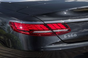 MercedesBenz_S560_Cabriolet_12 - OLED Tail Lamp, Malaysia 2018