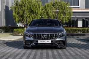 AMG_S63_Coupe_01 - Front View, Malaysia 2018