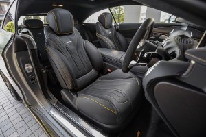 Mercedes-AMG_S63_Coupe_23 - Front Seats, Malaysia 2018