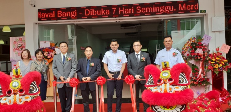 Haval 3S Dealership Opens In Bandar Baru Bangi