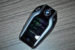 BMW 530i M Sport, BMW Display Key Fob, Malaysia