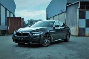 BMW 530i M Sport Kit, Malaysia